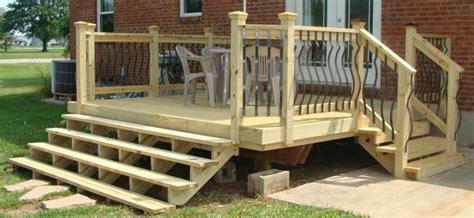 porch step deck  decks