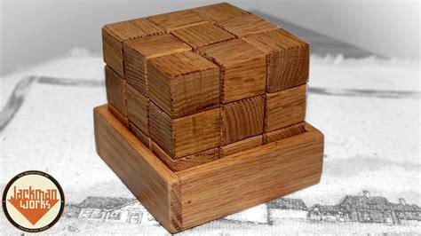 Wood Block Puzzle Plans