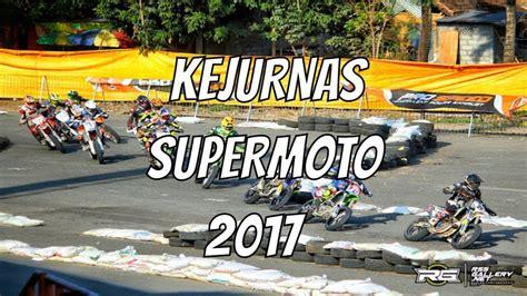 detik xk detik detik crash final kejurnas supermoto 2017 stadion