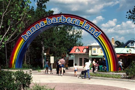 theme park houston hanna barbera land houston tx 1984 a photo on