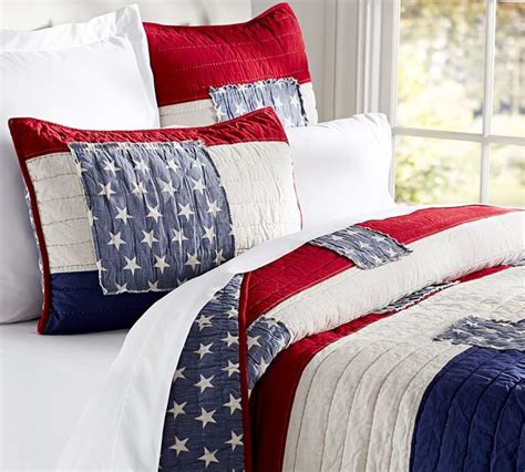 patriotic bedding show your patriotic pride with american flag bedding