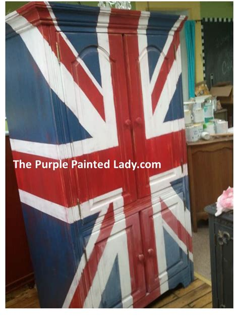 painting a union with chalk paint 174 the purple painted