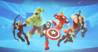 Disney Infinity 2 0 Marvel Characters Disney Infinity 2 0 Poised To Be Bigger And Better