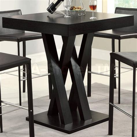 9 Piece Counter Height Dining Room Sets 5 sale discount coaster co crisscross bar table with