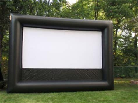 backyard movie screen rentals outdoor movie screen rentals destin fort walton beach navarre pensacola