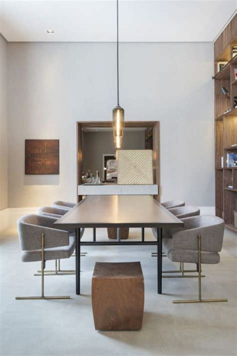 designer dining room tables 1000 ideas about dining room modern on modern