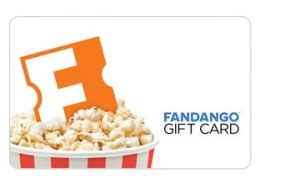 Buy Fandango Gift Card With Paypal - fandango gift card concessions photo 1