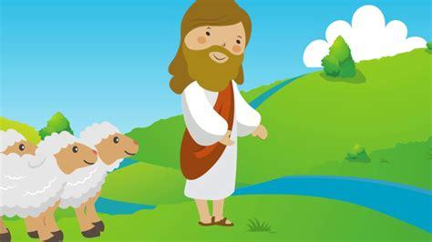 imagenes de jesucristo infantiles sangre y agua el se 241 or es mi pastor musica para ni 241 os