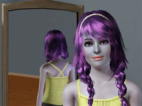 download sims 3 african braids the sims 3 tots cool shiny braids