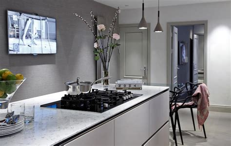 kitchen isle loughton home renovation by boscolo