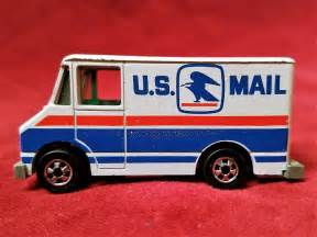 Wheels Us Mail Truck Vintage 1976 Wheels Us Mail Truck Rockwell Antiques
