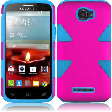 Tempered Glass Alcatel One Touch One Plus 7040 Antigores Kaca Unq for alcatel one touch pop icon c7 7041x 7041d hybrid