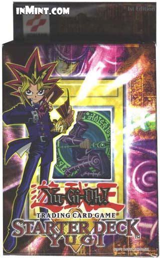 yugi starter deck 1st edition inmint yugioh yugi starter deck 50 cards 1st