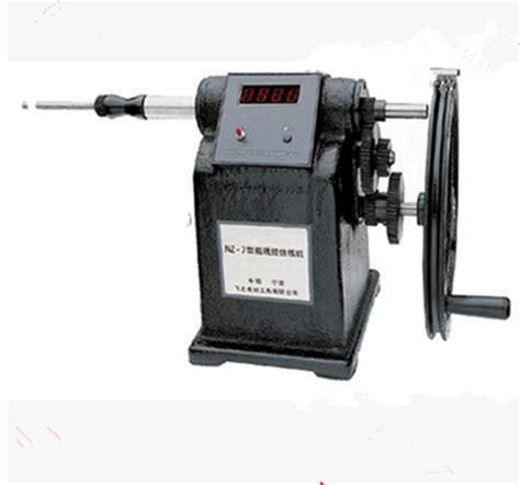alibaba express nz high quality nz 7 new manual hand coil winding machine