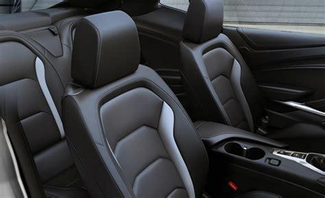 2017 camaro car seat covers 2017 chevy camaro color options