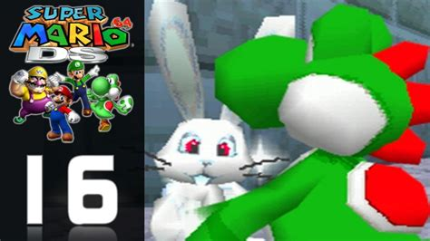 Shiny Review Mario 64 For The Ds mario 64 ds episode 16 shiny bunny hunt