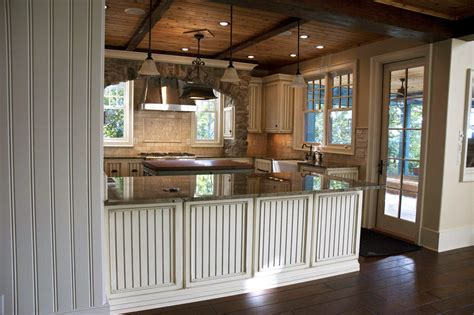 Pine Cone Cottage by Tom Gold Construction Co Custom Home Builder In New