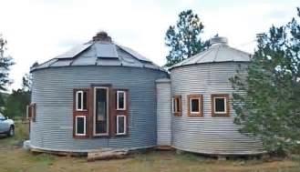 Simple Silo Builder Grain Bin House Floor Plans Grain Bin Cabin Plan Grain