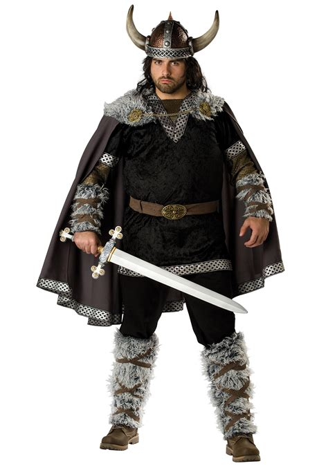 viking warrior plus size costume mr costumes