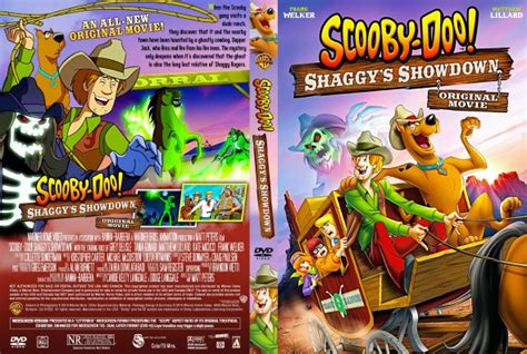 Dvd Animasi Scooby Doo Shaggy S Showdown scooby doo shaggy s showdown dvd covers labels by covercity