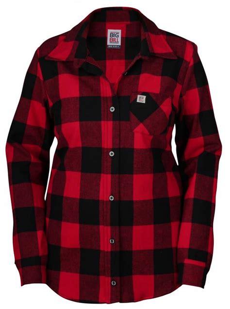 Flanel 88 Premium 2 premium flannel work shirt w121 bigbill workwear
