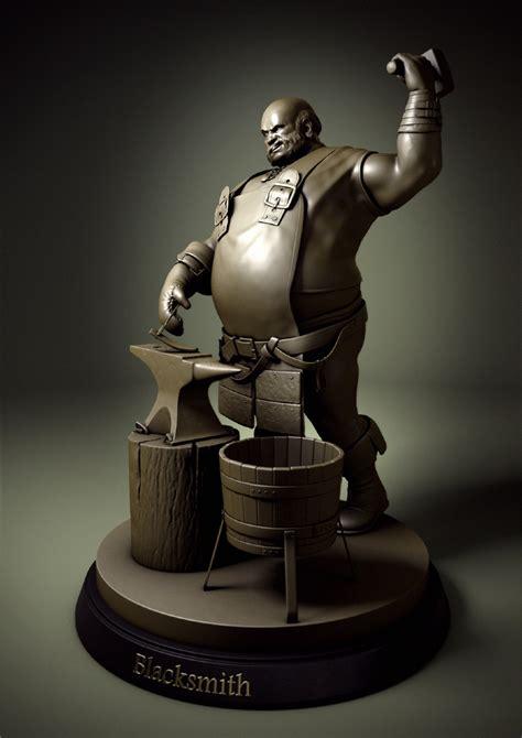 blacksmith rui louro  artist