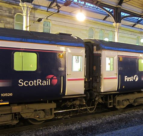 Scotrail Sleepers by Scotrail Fined For Performance In Year Of