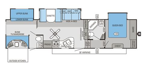 jayco eagle floor plans 2014 eagle fifth wheels floorplans prices jayco inc