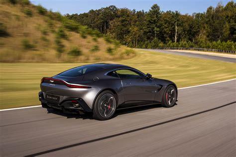 Aston Martin La by La Nouvelle Aston Martin Vantage Se R 233 V 232 Le Enfin