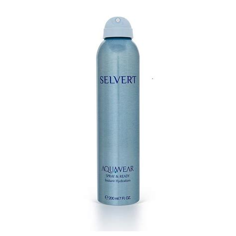 Sprei Ready spray ready instant hydration aquawear selvert
