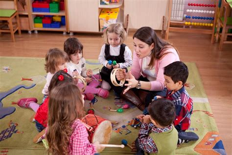 Preschool Education And by Early Childhood Teaching Of Canterbury