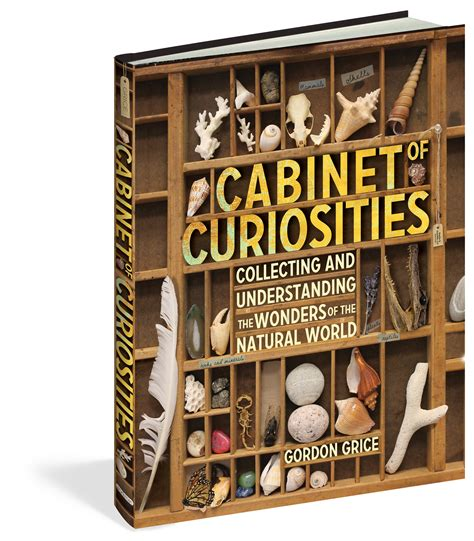 Cabinet Of Curiosities by Cabinet Of Curiosities Workman Publishing