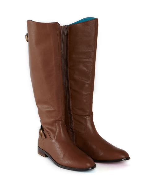 brown boots for leather boot hto