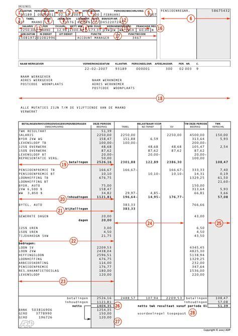 german wage calculator salary slip sle