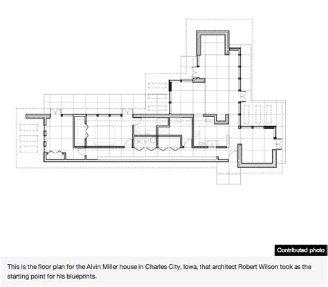 usonian floor plans 28 usonian house plans joseph sandy 187 usonian