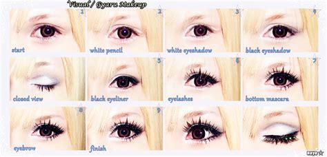 tutorial makeup visual kei tuto make up visual kei