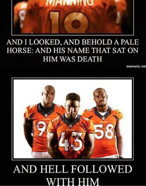 Broncos Patriots Meme - denver broncos in super bowl 50 best funny fan memes