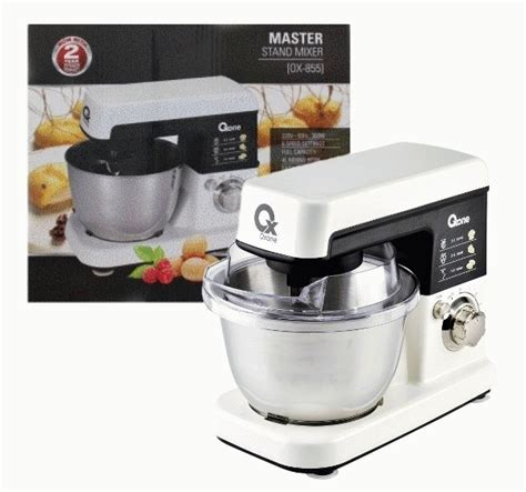 Stand Mixer Oxone Ox 855 jual master stand mixer oxone ox 855 shop