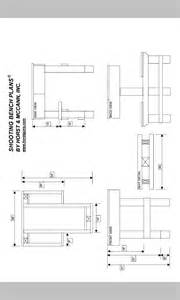 Log Bench Plans Shooting Bench Plans Mississippi Gun Owners Community