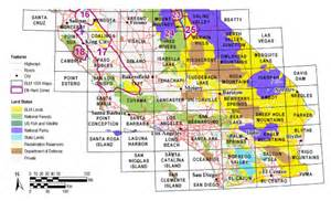 california blm maps buy and find california maps bureau of land management