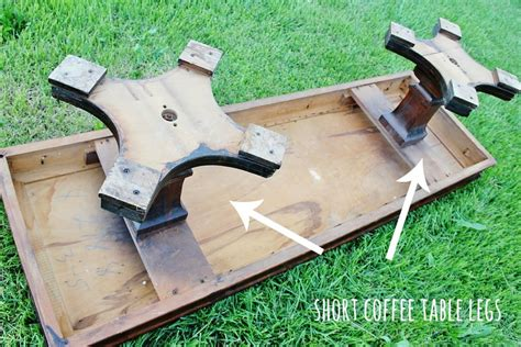 build a sofa table how to build a sofa table