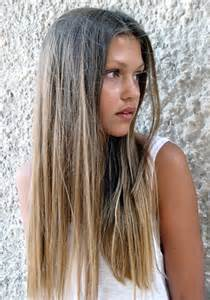 does hair look like ombre when highlights growing out krepe balyaj modelleri bakımlı kadın