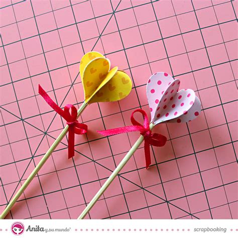 Origami Scrapbook - tutorial para hacer flores scrapbook paso a paso craft