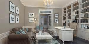 Study Room Interior Design interior design of a study photos and 3d visualisations