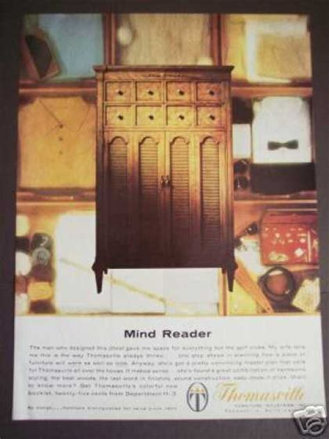 vintage furniture ads of the 1960s page 3