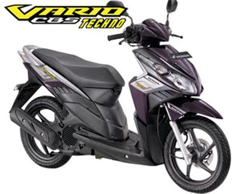 Harga Motor Baru Vario daftar harga motor honda vario terbaru 2013 daftar harga