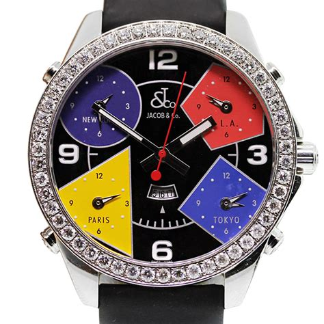and co jacob co s5993 five time zone