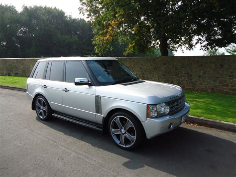 land rover vogue 2005 used 2005 land rover range rover td6 vogue for sale in