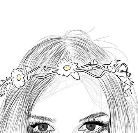 flower crown coloring page black and white unicorn emoji sketch coloring page
