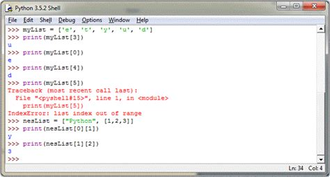 tutorial python list python lists how to create a list in python tutorialology